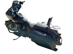 Indian Chieftain Challenger Motorcycle Luggage Rack With Backrest Usa Made