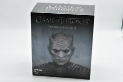 Game Of Thrones - The Night King Bust Artist Proof 18 Of 50 Rare Mint