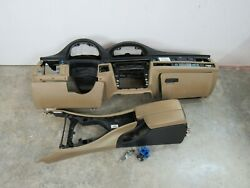2008 Bmw M3 Extended Leather Dashboard Bamboo Tan Dash Convertible E93 Oem