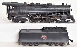 ✅weathered Weaver W/ Lionel Tmcc Milwaukee Road F6a 4-6-4 Baltic Steam Engine