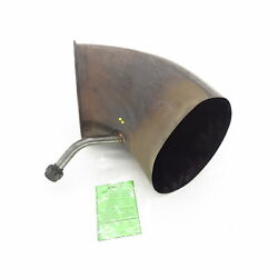 Exhaust Pipe Inside Long Tube Rechts Mbb Bo 105 P1m Helicopter 105-60196