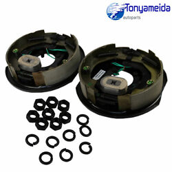 Brand New 10 X 2-1/4 Trailer Electric Brake Assembly 2pcs 1 Right + 1 Left