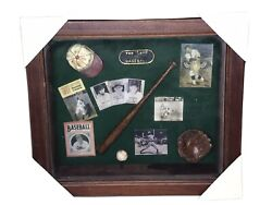 ⚾️ The Game Of Baseballhand Crafted Display Casesports Wall Office Decornew