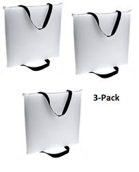 Boat Seat Cushions 3 Pack Life Preserver White Throwable Float Type Lv