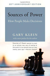 Klein Gary A. Dr.-sources Of Power Book New