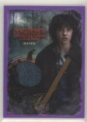 2019 Stranger Things Welcome To The Upside Down Relic Purple /25 Eleven 0c3
