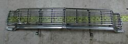 Used Oem Ford Grille 1965 Galaxie Needs Work G55