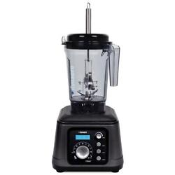 Dynapro High-power 64 Oz. 6-speed Gray Commercial Vacuum Blender