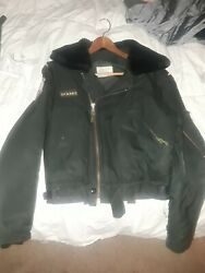 1981 Royal Canadian Air Force Flight Bomber Jacket The Big 2 Best In The West