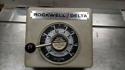 Rockwell / Delta 15-655 Drill Press Front Head Casting With Speed Control