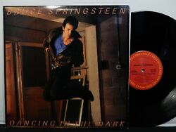 Bruce Springsteen Dancing In The Dark 12andrdquo Single Lp Columbia Stereo 1984