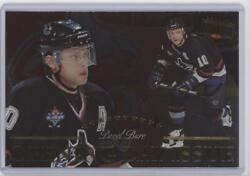 1997-98 Donruss Priority Postcards Opening Day Issue /1000 Pavel Bure 13 Hof