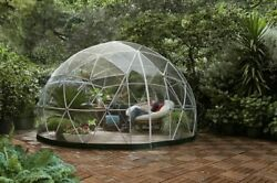 Garden Igloo - Conservatory Bubble Dome Tent Greenhouse Gazebo Updated V2