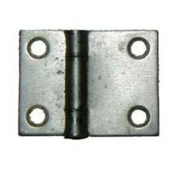 Early Hoosier Butt Hinge   2 Pc/pack Antique Cabinet Reproduction Hardware New