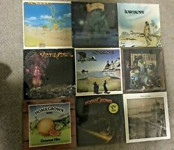 9 Sealed San Diego Classic Rock Record Lot Homegrown Local Socal Series 70s Set