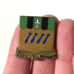 1920s Usaac Us Army Air Corps 2nd Bombardment Squadron Distinctive Insignia