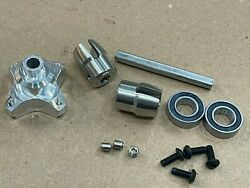 Stainless Steel Solid Axle Diff Differential Locker For Arrma 1/7 Limitless