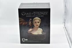 Game Of Thrones Exclusive Daenerys And Viserion Bust 376/400 Dark Horse Deluxe