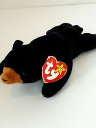 Ty Beanie Babies Retired Mint Collectible 1993 Blackie