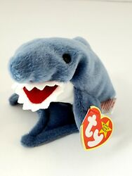 Ty Beanie Babies Retired Mint Collectible 1996 Crunch