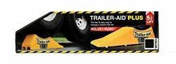 Trailer-aid Plus Tandem Tire Changing Ramp 5.5 Inch Lift Black