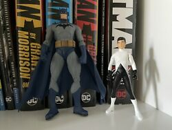 Batman From Hush Line, Damian From Batman And Son Line. Dc Direct. Loose