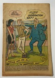 Archie And Me In The Generation Gap 24 Made In 1968