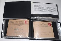 Collection Of 130 Feldpost Wehrmacht Soldier Letters Postage Covers Wwii Germany