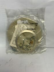 Honeywell T87f1867 Round Heating And Cooling Thermostat Subbase Only New Extra