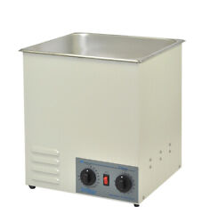 New Sonicor Ultrasonic Cleaner W/timer And Heat, 10 Gal Capacity, S-650th