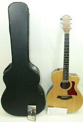 2009 Taylor Guitars 214ce Acoustic/electric Guitar W/ Hard Case - Fast Shipping