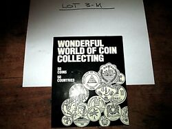 Wonderful World Of Coin Collecting 50 Coins/50 Countries - Estate Lot 3m