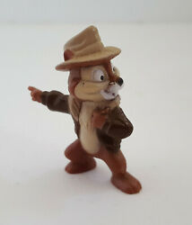 Chip Of Chip And Dale Toy Figurine Vintage 1191 Kellogg Disney