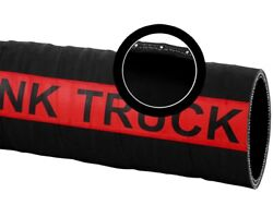 1 X 100' Tank Truck Hose No Ends 150 Psi Brand New