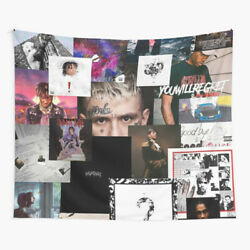 Album Music Collage Wall Tapestry Rapper Album Wall Tapestry