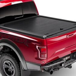 For Ford F-150 15-20 Doublecover Hard Manual Retractable/hinged Tonneau Cover
