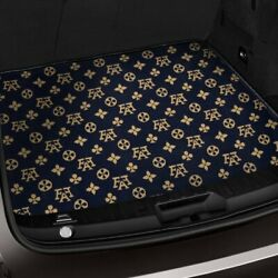 For Chevy Camaro 93-02 Fashion Auto Mat Carpeted Onyx Cargo And Luggage Mats