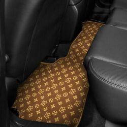 For Ford Expedition 03-06 Floor Mat Fashion Auto Mat Carpeted 2nd Row