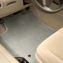 For Mercedes-benz E500 10-16 Carpeted 1st And 2nd Row Dove Gray Floor Mats