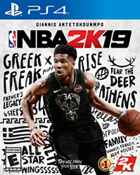 Nba 2k19 Ps4 Game New