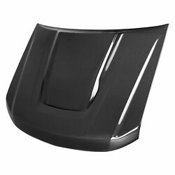 For Chevy Colorado 17-20 Anderson Composites Type-zl Gloss Carbon Fiber Hood