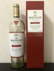 Classic Cut With Box - Macallan Empty Bottle Scotch Whiskey From Japan 18