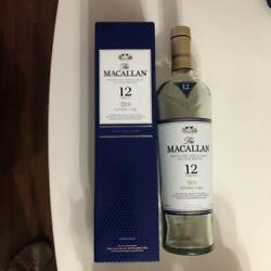 12 Years 700 Ml With Box - Macallan Empty Bottle Scotch Whiskey From Japan 21