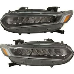 33100tvaa11, 33150tvaa11 New Driver And Passenger Side Lh Rh For Honda Accord