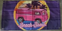 Hot Wheels Beach Bomb. Banner Is 34andtimes17