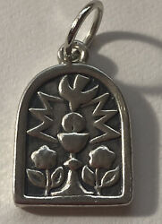 James Avery Sterling Silver Confirmation Charm James Avery Stamps Worn Off
