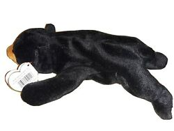 Rare Ty Beanie Baby Blackie The Black Bear With Multiple Swing Tag Errors 93-94