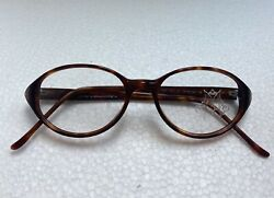 Optical Glasses With Clip On Included.antica Romantica.made In Italy.......lr
