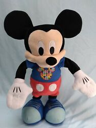 Disney Mickey Mouse Clubhouse Hot Diggity Dog Dance And Play Toy Works 1