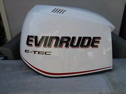 Evinrude Brp E-tec 250 Hp Top Engine Hood Cowling Cover Local Pick Up Only